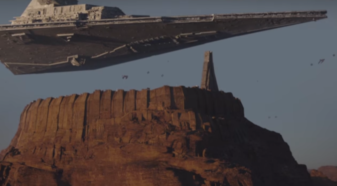 Rogue One: A Star Wars Story & Collateral Beauty Hit Theaters