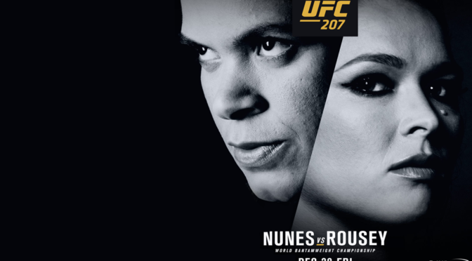 Rousey vs Nunes: Where To Watch UFC 207 Around St. Louis