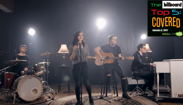 "Against The Current and Alex Goot cover ""Closer"" by The Chainsmokers"