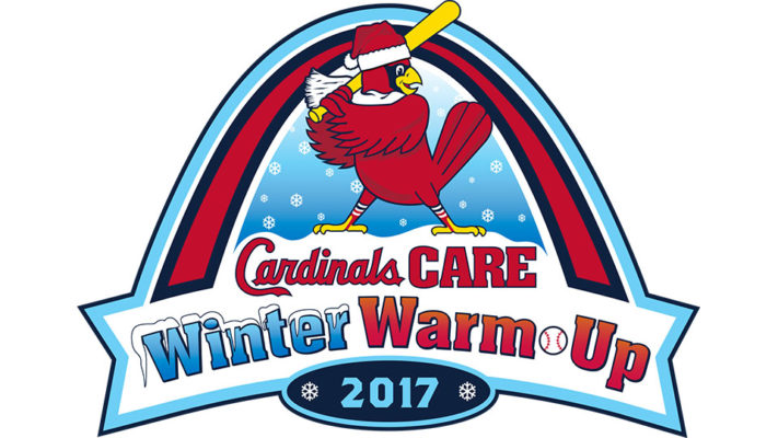The St. Louis Cardinals Winter Warm-Up event takes place this weekend in downtown St. Louis. It highlights the STL Weekend Events Guide.