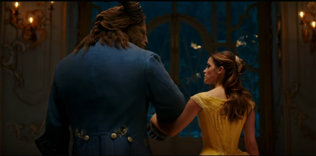 Watch the final trailer for the live-action Beauty and the Beast film featuring a duet from Ariana Grande and John Legend.