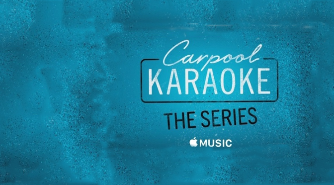 Carpool Karaoke Series Trailer Released, It's Videos of the Wednesday