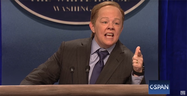 Melissa McCarthy is Sean Spicer on Saturday Night Live. Watch that and more in Videos of the Wednesday from RealLifeSTL.