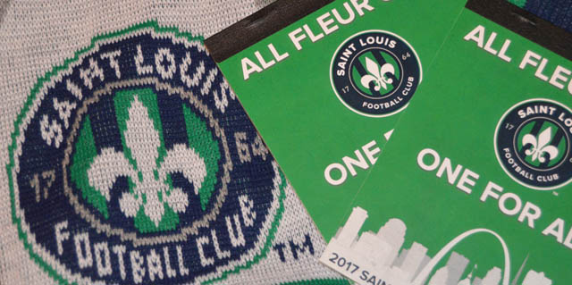Saint Louis FC Returns To St. Louis To Face Harrisburg City Saturday