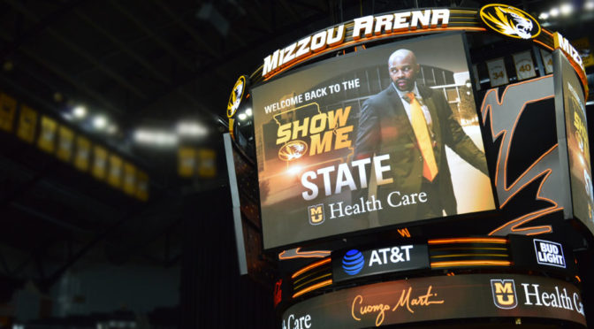 Cuonzo Martin Takes Over At Mizzou