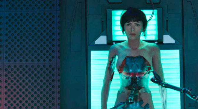 Ghost in the Shell, Boss Baby & Zookeeper's Wife Hit Theaters This Weekend