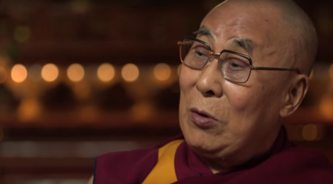 John Oliver Interviews The Dalai Lama: The Monday Roundup