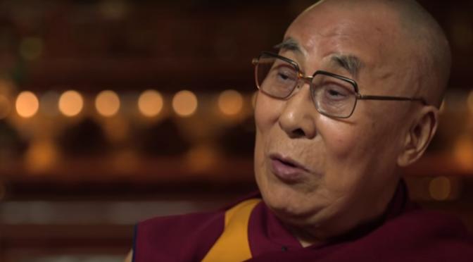 John Oliver Interviews The Dalai Lama: The Monday Roundup