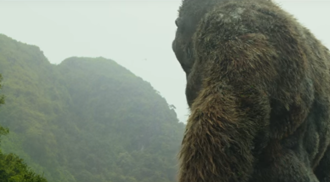 Kong: Skull Island Opens In Movie Theaters This Weekend