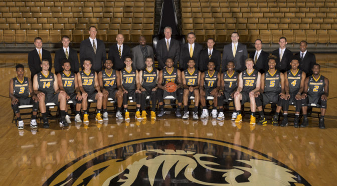 Kim Anderson Out As Men's Basketball Coach At Missouri