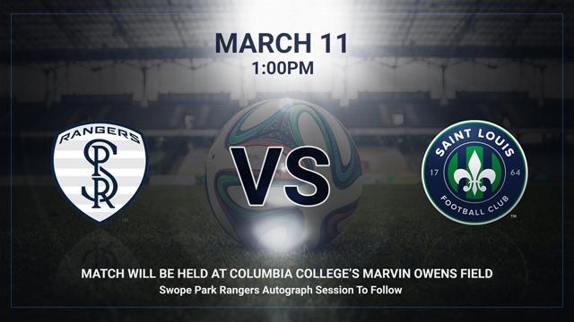 Swope Park Rangers vs Saint Louis FC - Columbia, MO
