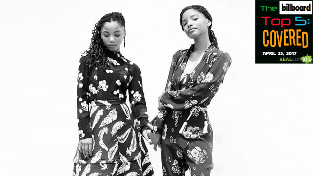 "Chloe x Halle cover ""Humble"" by Kendrick Lamar in The Billboard Top 5: Covered for April 25, 2017."