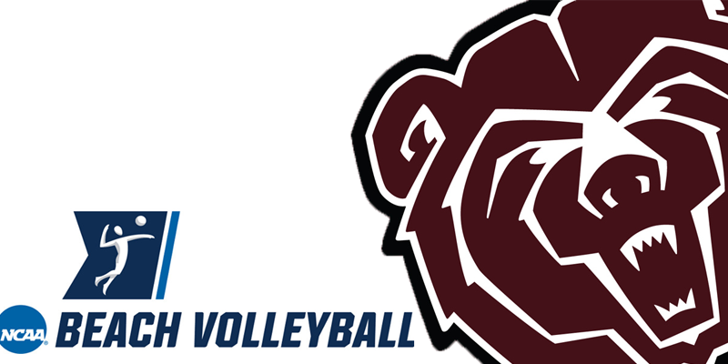 Missouri State will add beach volleyball as of the 2017-2018 school year.