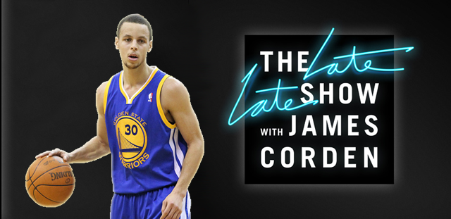 Steph Curry joins James Corden for some life coaching, mini golf and Disney songs.