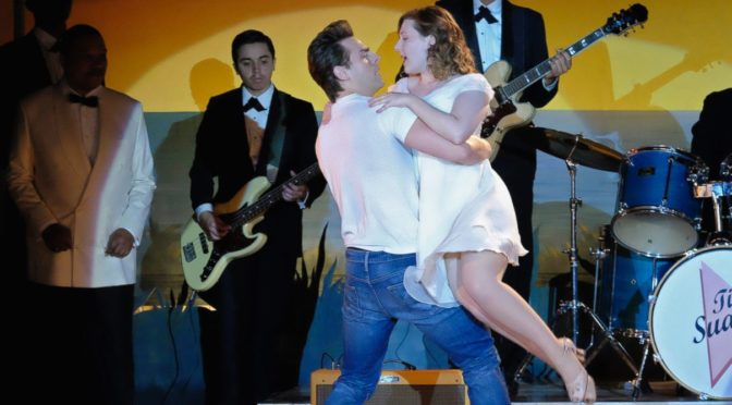 ABC Premieres Dirty Dancing Remake Tonight