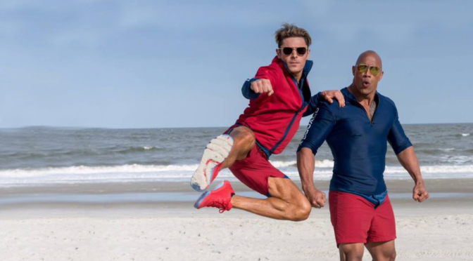 Baywatch And Pirates of the Caribbean Hit Theaters This Weekend