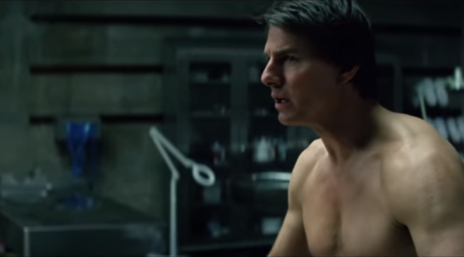 Tom Cruise As The Mummy Highlights The Weekend Movie Guide