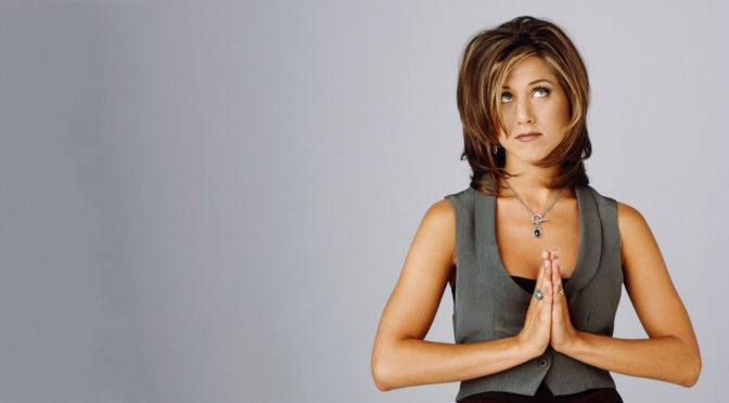 Jennifer Aniston Got Over Brad Pitt