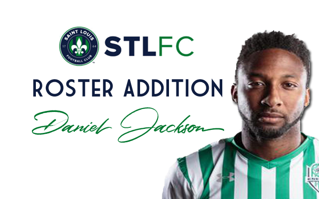 Saint Louis FC has signed Daniel Jackson and loaned Jose Angulo to Oklahoma City Energy FC.