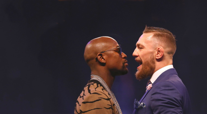 Where To Watch Floyd Mayweather v Conor McGregor In St. Louis