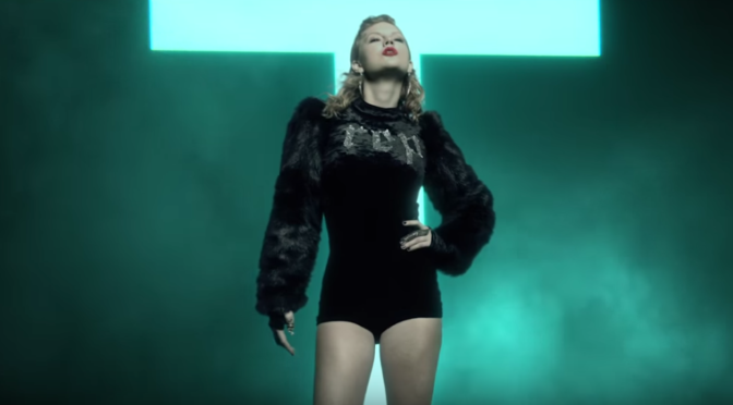 """Gorgeous"" Latest Single Released By Taylor Swift From 'Reputation' Album"