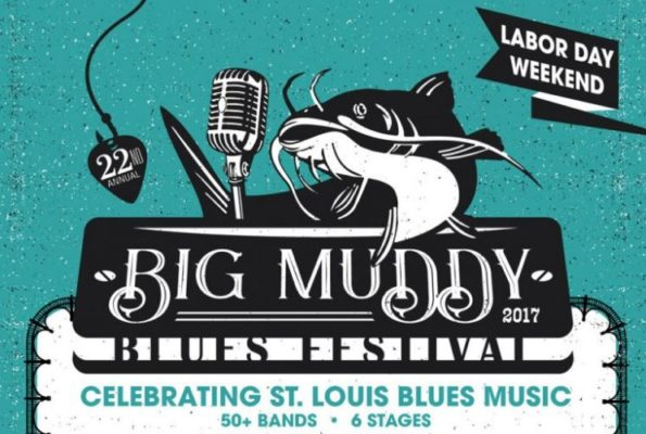 The Big Muddy Blues Festival highlights the STL Weekend Events Guide for Labor Day Weekend 2017. Check out all of the great events going on around St. Louis this Labor Day Weekend.