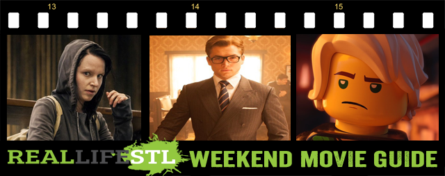 Kingsman: The Golden Circle, The LEGO Ninjago Movie and Friend Request open in movie theaters around the country this weekend. Check them out in the Weekend Movie Guide from RealLifeSTL.