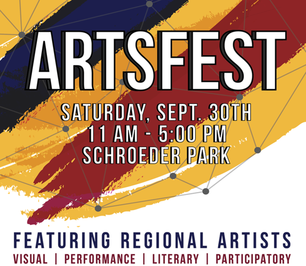 Artsfest in Schroeder Park highlights this week's St. Louis Weekend Events Guide from RealLifeSTL.