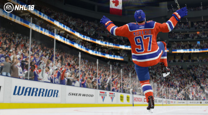 'NHL 18' From EA Sports Hits Store Shelves Today