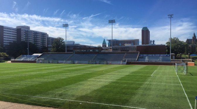Billikens Open A-10 Soccer Tournament Saturday In St. Louis