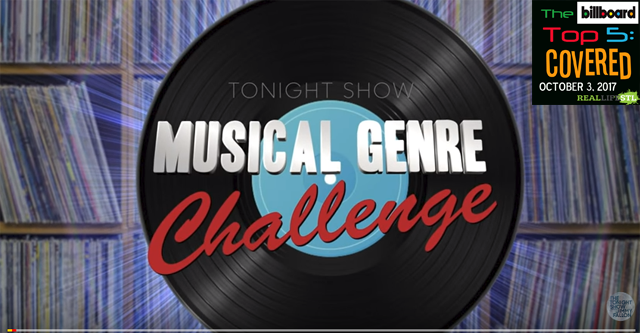"Miley Cyrus and Jimmy Fallon play the ""Musical Genre Challenge"" game recently on The Tonight Show. Check that out, Grace VanderWaal covering Taylor Swift, Coldplay covering Tom Petty and more in this week's edition of The Billboard Top 5: Covered from RealLifeSTL."