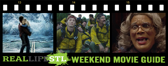 Only The Brave, Boo 2! A Madea Halloween and Geostorm open in movie theaters this weekend. Check out the Weekend Movie Guide from RealLifeSTL.