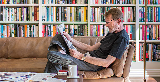 Lee Child Coming To St. Louis To Speak At County Library Headquarters