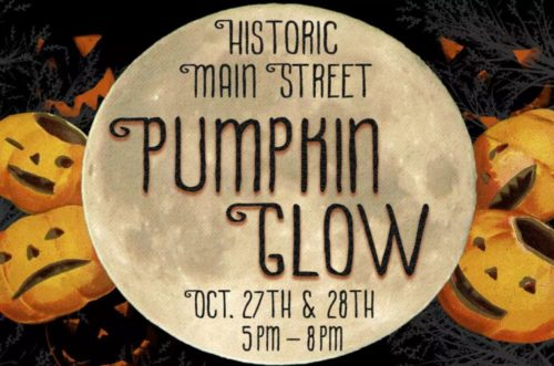 The Historic Main Street Pumpkin Glow in St. Charles is highlighted in the STL Weekend Events Guide from RealLifeSTL.