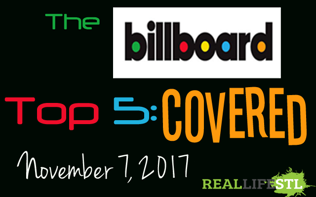 "The Billboard Top 5: Covered for November 7, 2017 features Andie Case and Alex Goot covering ""1-800-273-8255"" by Logic ft. Alessia Cara."