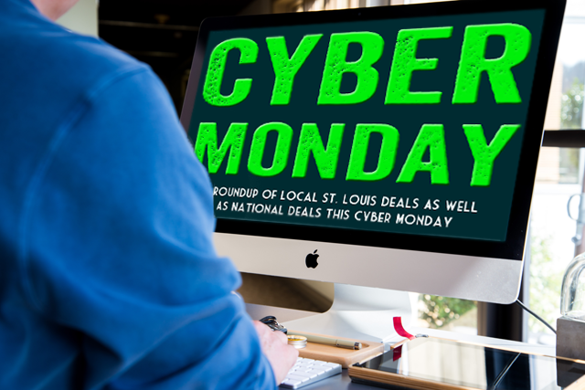 See the best Cyber Monday deals in 2017 from national retailers like Walmart, Target and Bests Buy, online retailers, local St. Louis companies as well as sports teams like Saint Louis FC and the St. Louis Cardinals.