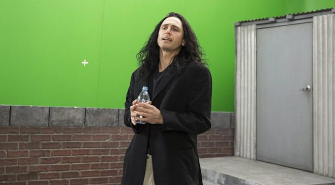 The Disaster Artist, Directed By James Franco, Opens In Movie Theaters This Weekend