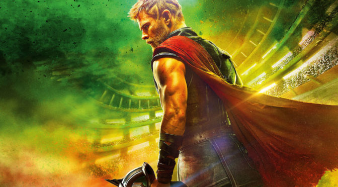 Thor: Ragnarok & A Bad Moms Christmas Are In Movie Theaters This Weekend