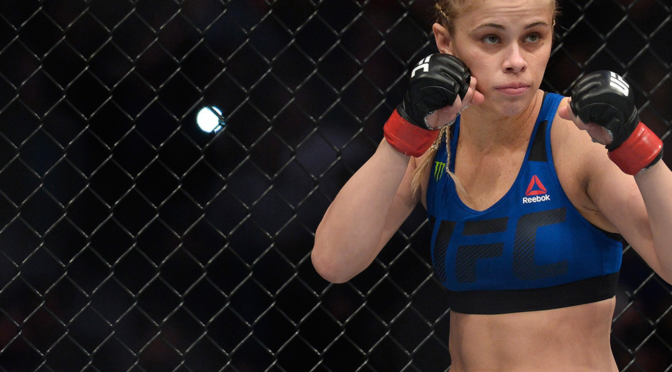 Paige VanZant To Fight At UFC Fight Night In St. Louis In January