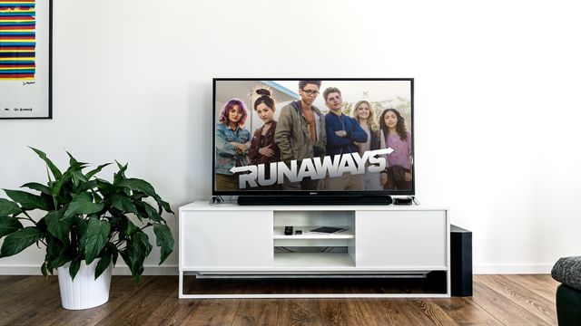 Marvel's Runaways is now streaming on Hulu. Are you watching?