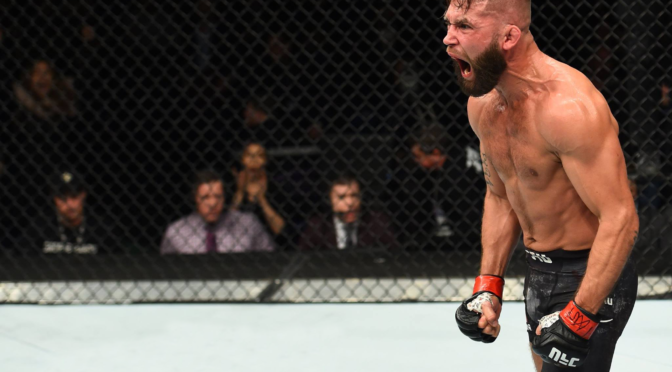 Jeremy Stephens, Jessica Rose-Clark Among Winners At UFC Fight Night In St. Louis