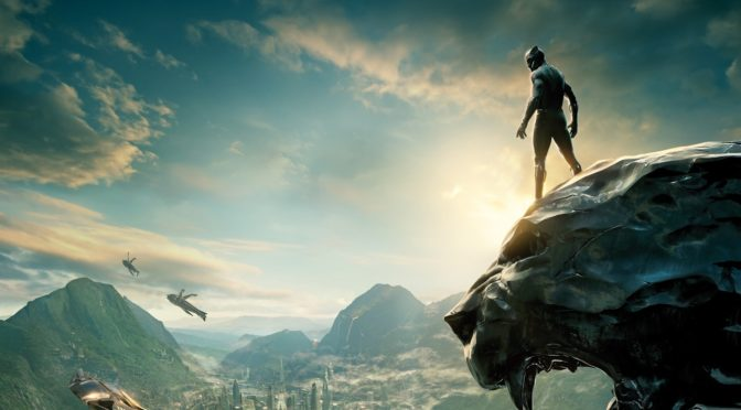 Black Panther Opens In Movie Theaters, Wonder Comes To Redbox