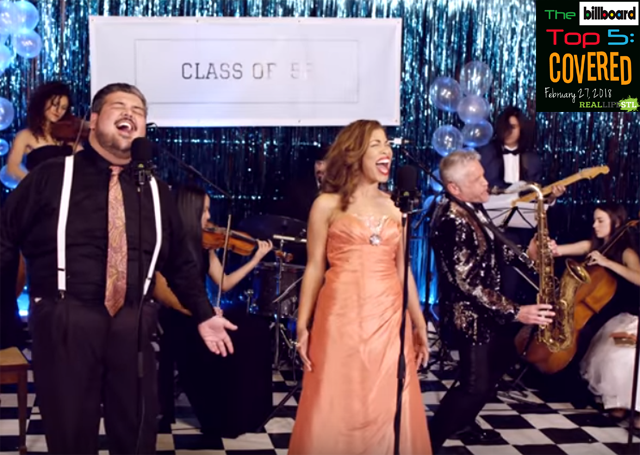 "Posrmodern Jukebox and friends cover ""Perfect"" by Ed Sheeran in '50s prom style."
