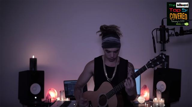 "William Singe covers ""God's Plan"" by Drake in this week's edition of The Billboard Top 5: Covered from RealLifeSTL. Also, check out Kurt Hugo Schneider and Linny covering ""Medicine"" by Kelly Clarkson."