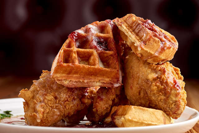 Chicken & Waffles at Rascal Flatts in Stamford, Connecticut. The group plans to open a new location in downtown St. Louis, Missouri.