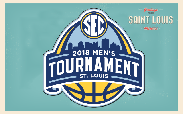 The 2018 SEC Men's Basketball Tournament will take place in St. Louis March 7-11, 2018. The games will take place at Scottrade Center in Downtown St. Louis.