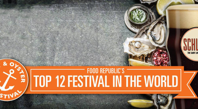 STL Weekend Events: March 22-25 ft. Schlafly Stout & Oyster Festival