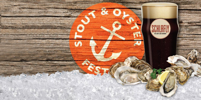 The 2018 Schlafly Stout and Oyster Festival takes place March 23 & 24 at Schlafly Tap Room in downtown St. Louis. Check out that festival and more in the STL Weekend Events Guide from RealLifeSTL.