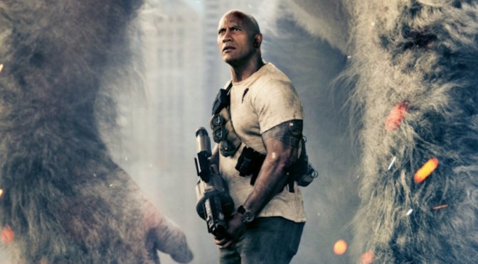 Dwayne Johnson And Rampage Highlight The Weekend Movie Guide