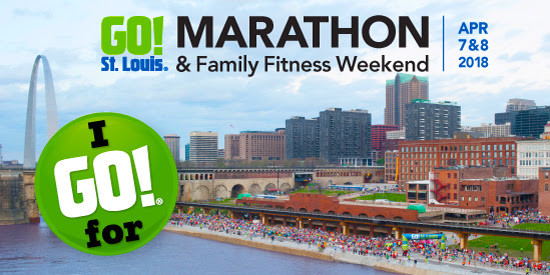 Go! St. Louis Marathon festivities and Cardinals baseball at Busch Stadium highlight the St. Louis Weekend Events Guide from RealLifeSTL this week.